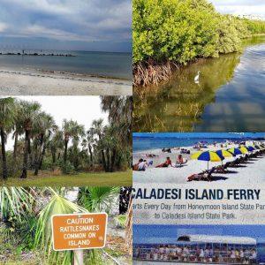 Caladesi Island ist nur mit dem Boot oder der Fähre zu erreichen.