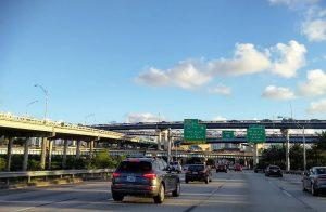 Autofahren in Miami macht Spaß - breite Straßen, viele Möglichkeiten ...