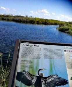 Ahinga Trail in den Everglades