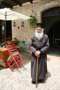 Panayiotis, griechisch-orthodoxer Geistlicher.