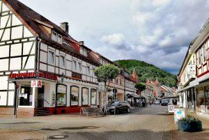 Bad Lauterberg hat eine zauberhafte Innenstadt.