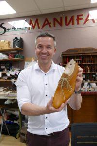 Schuhe von Kay Gundlack.